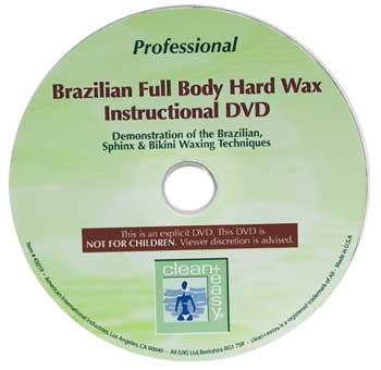 brazilian wax at home instructions