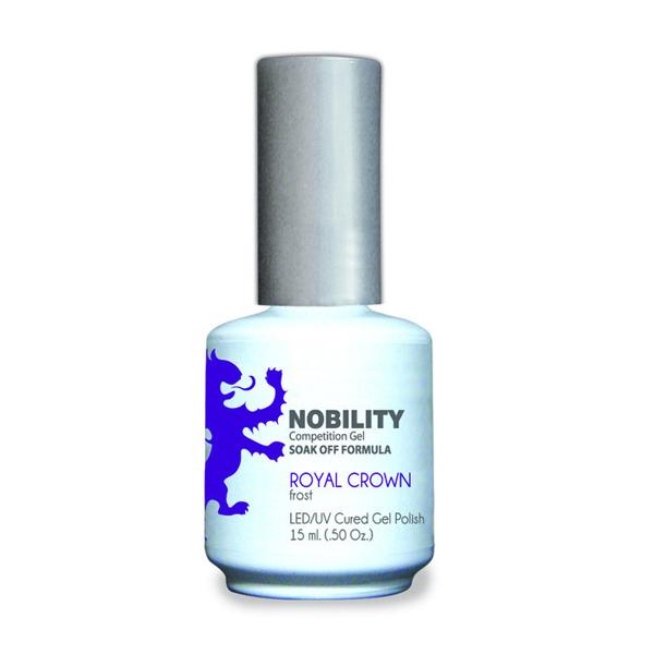 New Formula Gel Nai Polish Quick Dry No Uv Needed Easy: LeChat Nobility LED/UV Cured Gel Polish Royal Crown