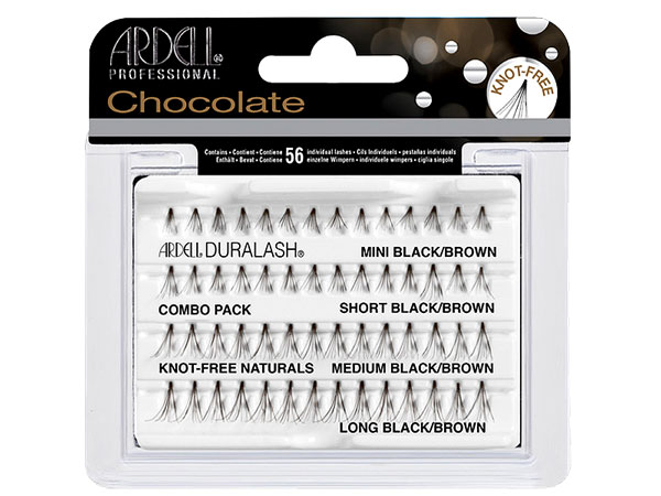 Ardell Chocolate Knot-Free Individuals Combo Pack