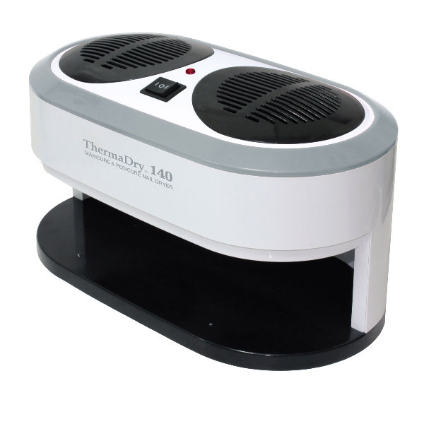 Nail Air Dryer: ThermaDry 140 Manicure & Pedicure Nail Dryer