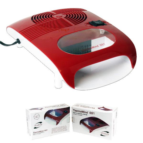 Nail Air Dryer: ThermaWind 691 Heat & Air Nail Dryer
