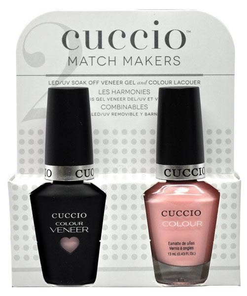 Cuccio Gel Polish: CUCCIO Gel Color MatchMakers I Left My Heart In San