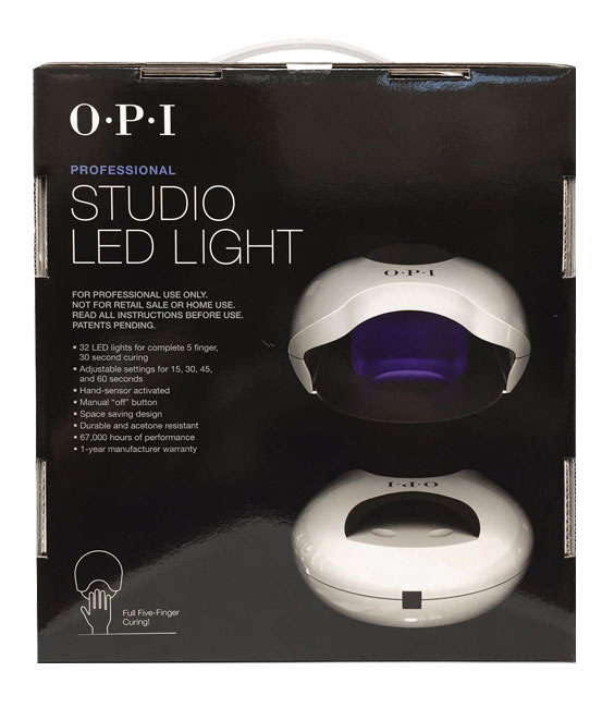 Opi Studio Led Light Gl901: OPI Studio LED Light