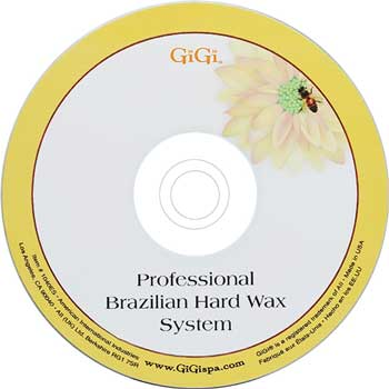GiGi Brazilian Bikini Hard Wax Kit - Sally Beauty