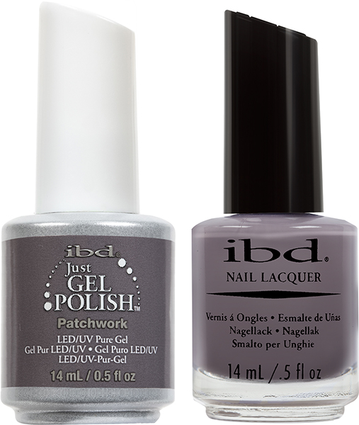 Ibd Just Gel Polish & Nail Lacquer Patch Work