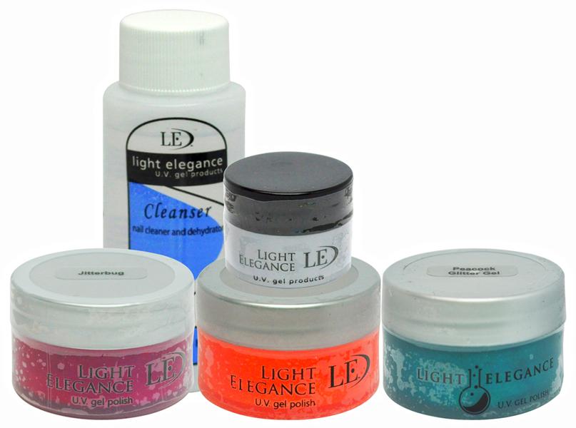 Light Elegance Uv Gel Products