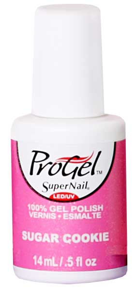 Supernail Progel Smalto Semipermanente Cherry Bloom By: SuperNail ProGel Polish Sugar Cookie