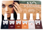 Gelish Soak-Off Gel Polish NEW Cap/Bottles design