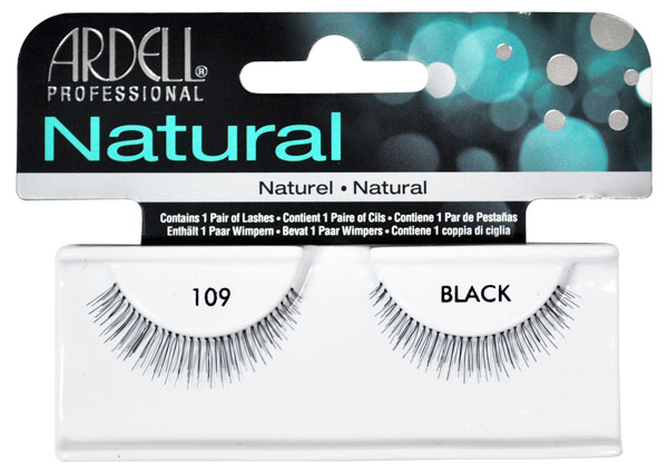 398ccd75499 Ardell Professional - Natural - 109 Black