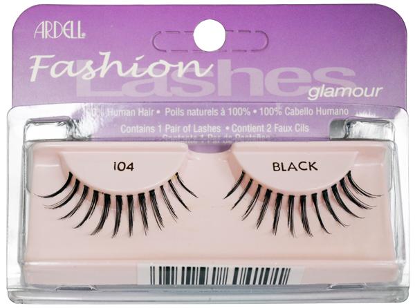 557f1f8d81b Ardell Fashion Lash - 104 (Black)