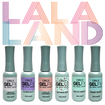 Orly Gel FX La Land 2016 Winter Collection