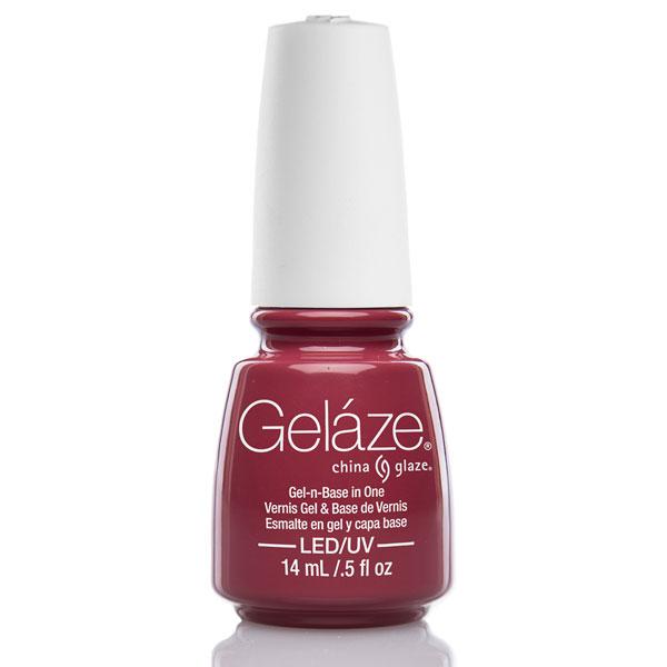 Gelaze Gel-n-Base Gel Polish Fifth Avenue - .5 fl oz