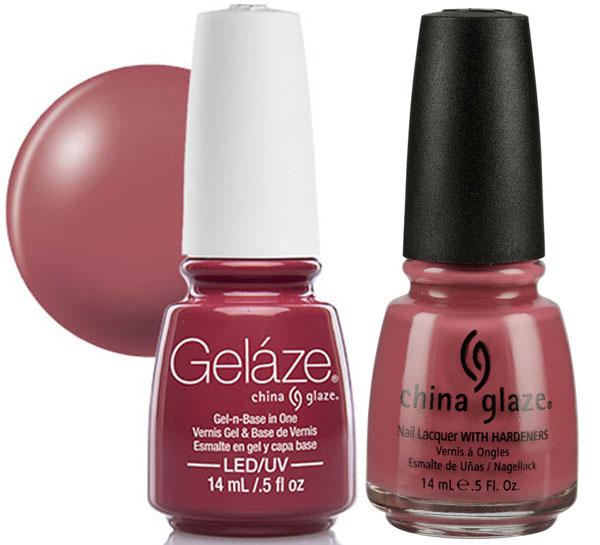 Gelaze Gel Polish & Nail Lacquer DUO Fifth Avenue - .5 fl oz