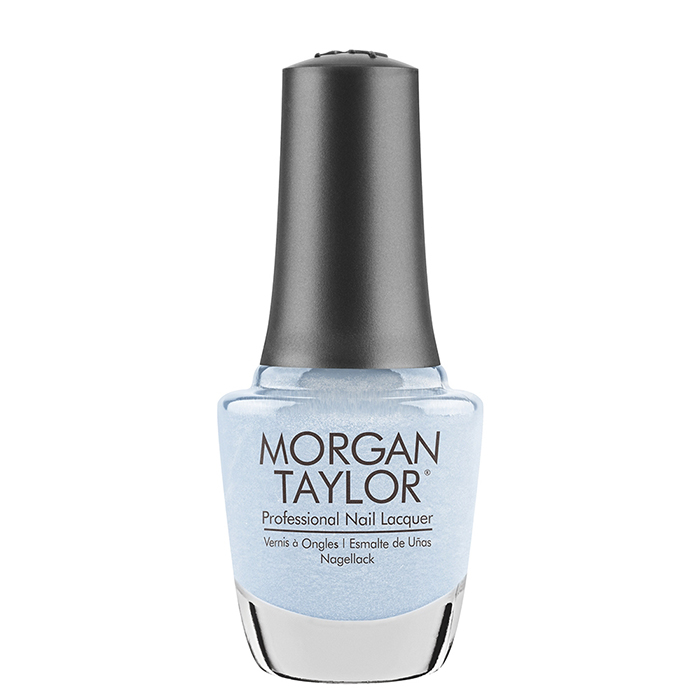 Morgan Taylor Nail Lacquer Wrapped In Satin - 0.5 oz / 15 mL