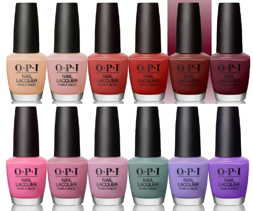 OPI Classic Nail Lacquer Peru Collection - 5 Oz / 15 mL