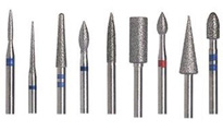 Diamond Carbide Nail Drill Bits