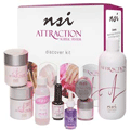 NSI Attraction Nail Powders